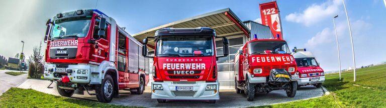 Fahrzeuge FF Hermannsdorf-Rückersdorf
