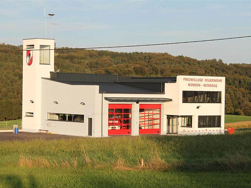 FF Winden-Windegg Feuerwehrhaus